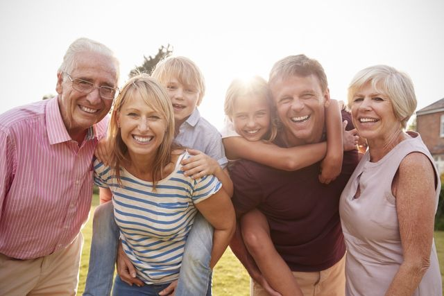 Dental Care — Happy Family in Huntsville, AL