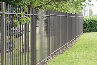 Aluminum Fence Greensboro, NC
