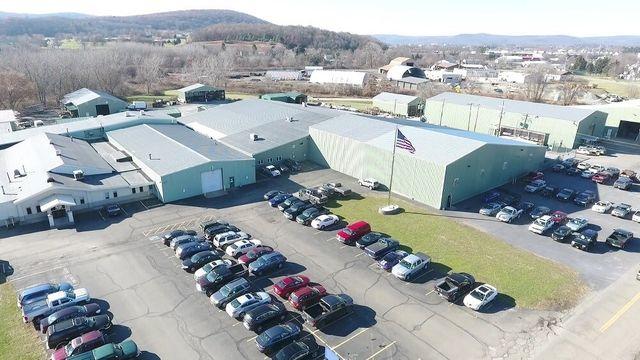 contact Manufacturing company - Horseheads, NY - Cameron ...