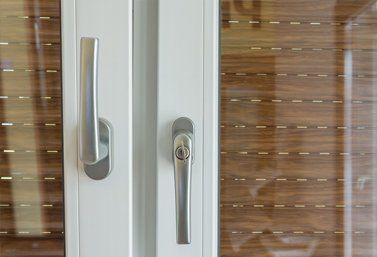 New uPVC locks