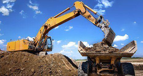 experienced excavators