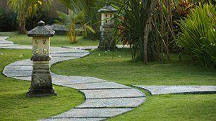 garden maintenance work