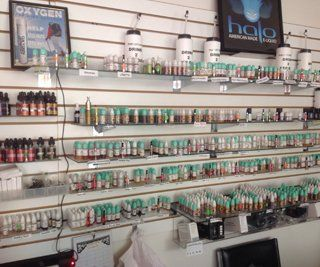 E-Cig Liquid Wilmington, NC