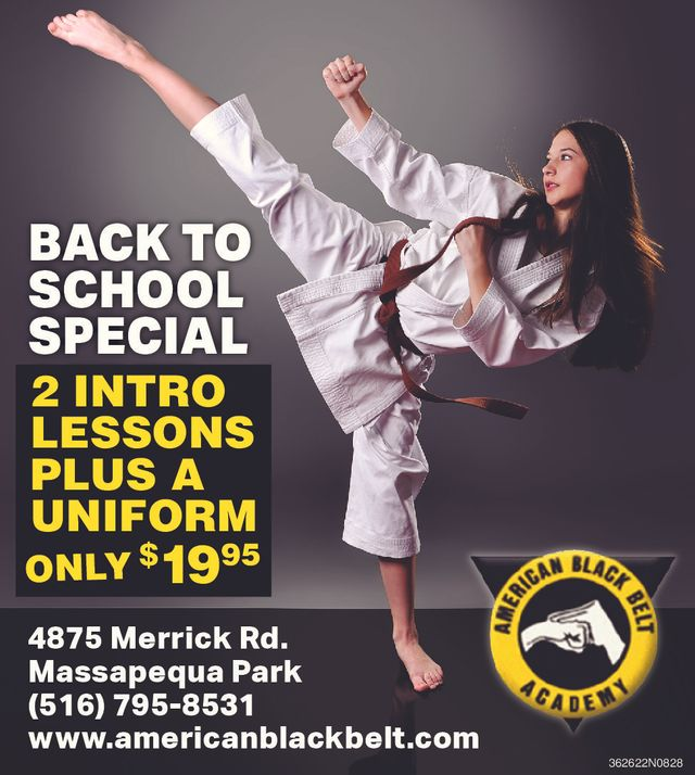Summer Camp Schedules | Kids Karate & Jiu Jitsu | Massapequa
