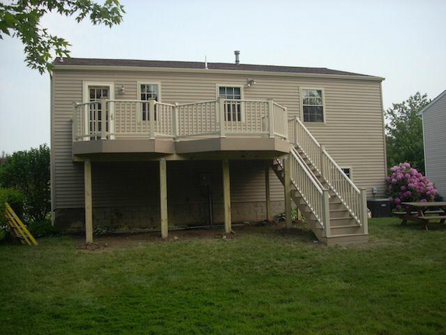 Deck Builder Erie, PA   Mottco Builders