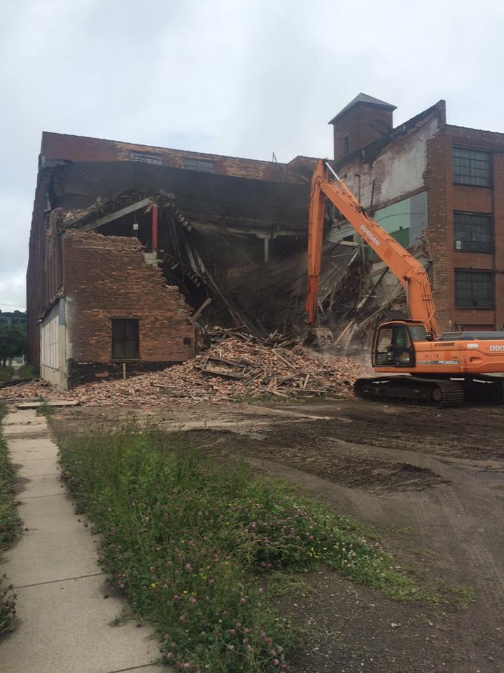 Excavating Contractors Jamestown, NY