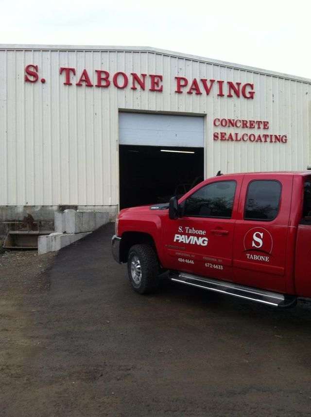 Paving Contractors Jamestown, NY