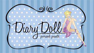 Diary Doll Logo