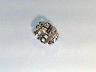 Anello in argento personalizzato con nome