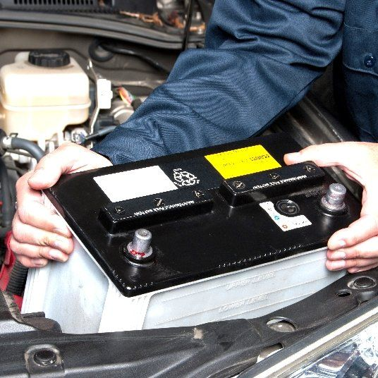 Car stock battery.
