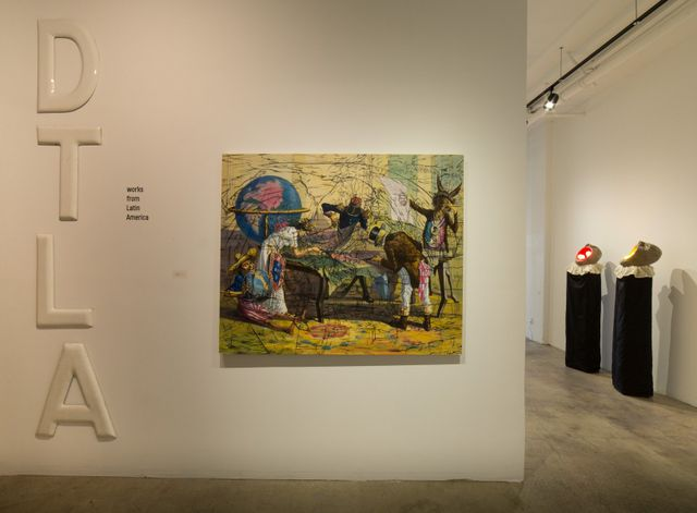 DTLA: Works from Latin America