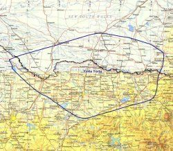 Yorta map