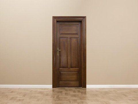 Porte In Legno Massello : Porte interne in legno massello asti falegnameria scanavino