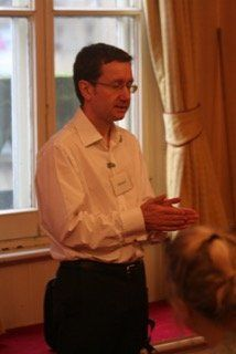 Doctors' Support Network 2016 Dr Richard Duggins at DSN 2013 conference mental health