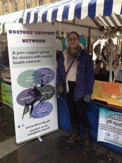 Doctors' Support Network 2016 DSN at Mental Health Day