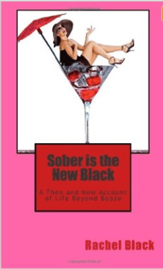Doctors' Support Network 2016 Rachel Black's book Sober is the new black mental health