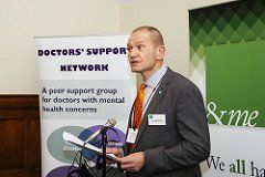 Doctors' Support Network 2017 David Bartram &me mental health