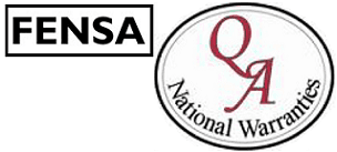 Fensa and QA National Warranties