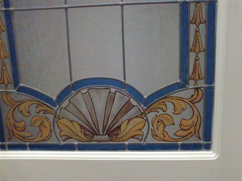 vetri decorati