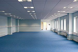 Empty office space for commercial sales & letting