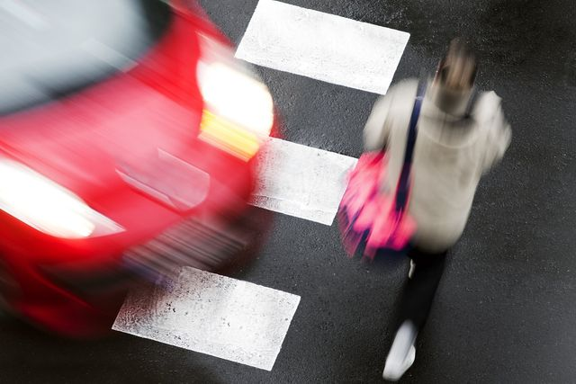 Pedestrian Car Accidents   Southern Orange County Personal Injury Lawyer