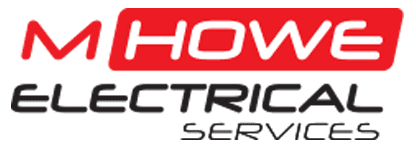 M Howe Electrical Services logo