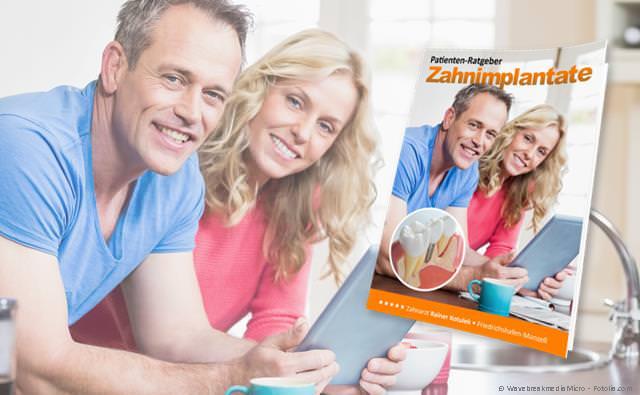Kostenloser Ratgeber Zahnimplantate