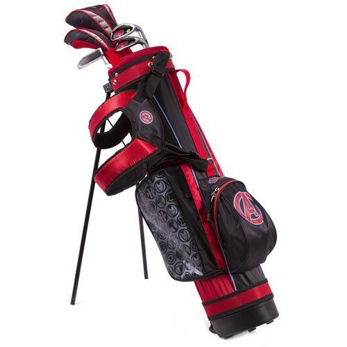 Avengers junior golf set for boys