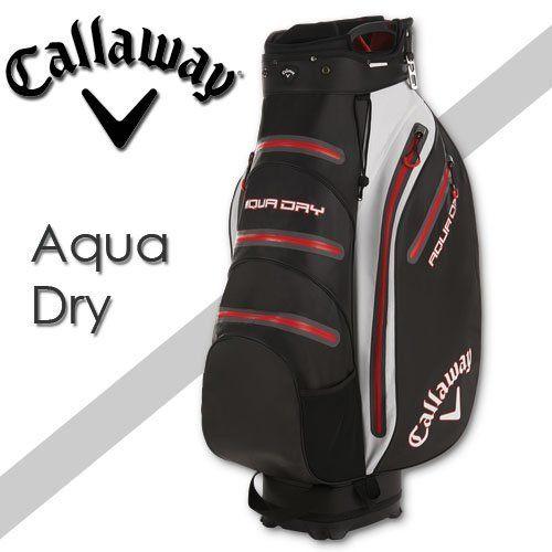 callaway aqua dry cart bag sale
