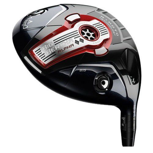 callaway big bertha alpha black double diamond