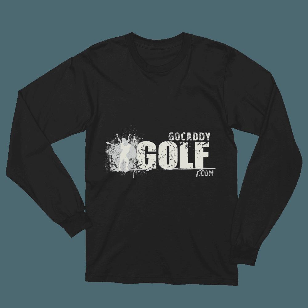 grunge golf long sleeve tee