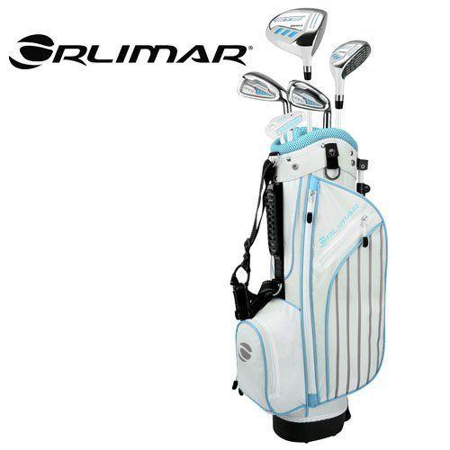 Orlimar ATS Girls Junior Golf Set Age 9-12