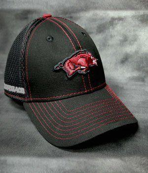 arkansas razorbacks stretch cap