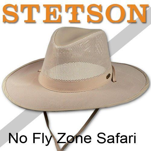 stetson no fly zone hat