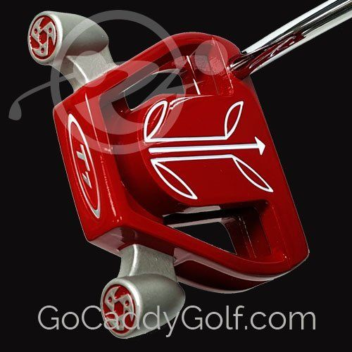t7 twin enging putter, taylormade spider clone, daddy long legs