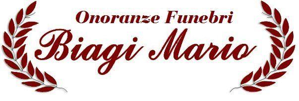 BIAGI MARIO ONORANZE FUNEBRI - LOGO