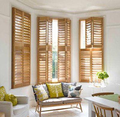Elegant shutters