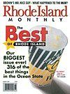 Rhode Island Monthly (Best of 98' Issue Cover)