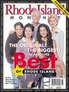 Rhode Island Monthly (Best of 99' Issue Cover)