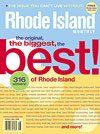 Rhode Island Monthly (Best of 03' Issue Cover)