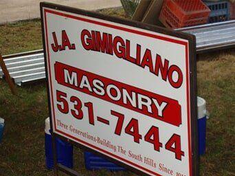 Home Pittsburgh Pa J A Gimigliano Masonry