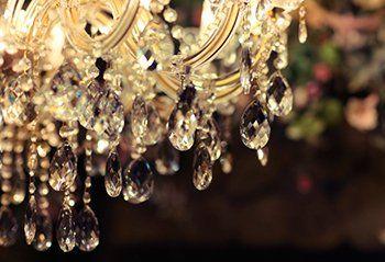 assortimento lampadari, lampadari di lusso, lampadari in cristallo