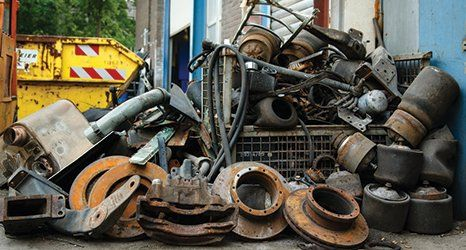 Scrap Metal Recycling Solutions In West Wiltshire
