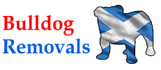 Bulldog Removals logo