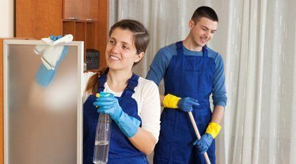 Excellent cleaning jobs