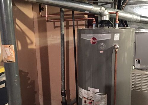 Water heater repairs in Lexington, KY
