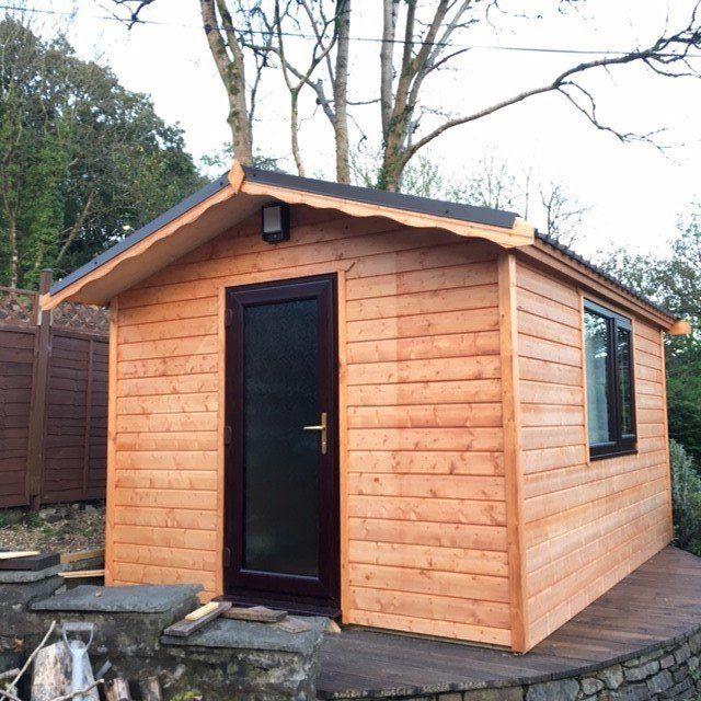 Garden Offices & Workshops in Neath | Seven Sisters Sawmills