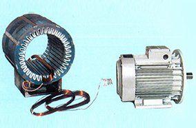 1 phase AC motors