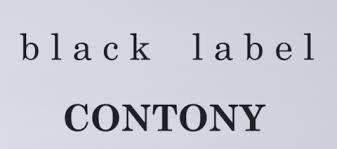 black label contony