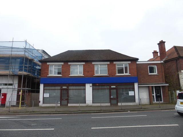 Commercial Road Portsmouth property